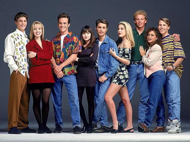Today Is the Day We Honor Beverly Hills 90210
