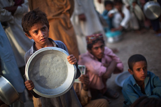 UN: Millions of Pakistani Children Risk Disease