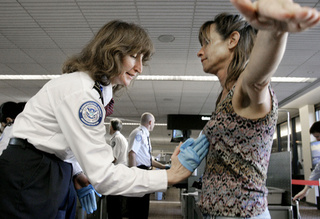 Your Two Airport Security Options: Ogling or Groping