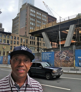 Russell Simmons Blasts Interfaith Symbols From His Ground Zero Windows