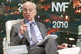 Michael Wolff: 'Mosque Rage Is About Rupert Murdoch'