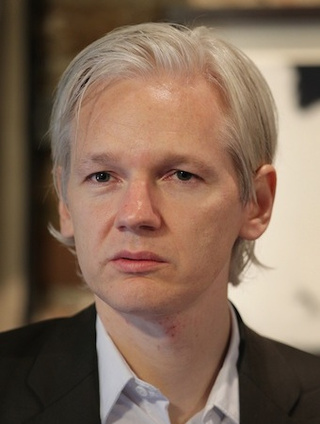 Is Wikileaks' Julian Assange a Nerdy Sex God?