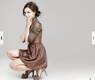 Katie Holmes' J. Crew Ads Are the Stuff of Rich White Fever Dreams - Gallery