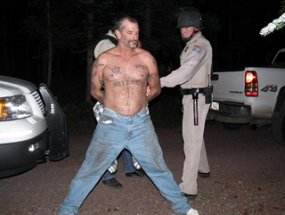 'Bonnie and Clyde' Fugitive Duo Arrested at Arizona Campground