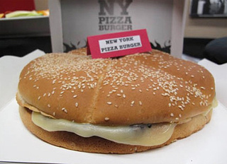 New Burger King Pizza Burger to Destroy Concept of Food for a While (Updated)