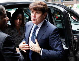 Blago Guilty on One Measly Count