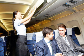 When Flight Attendants Get Mad, They Fart In Your Face