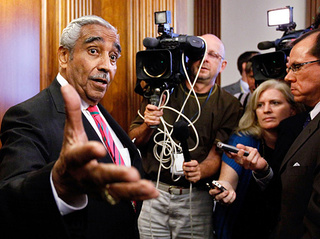 Rangel Scrambling For Last-Minute Deal To Avoid Trial
