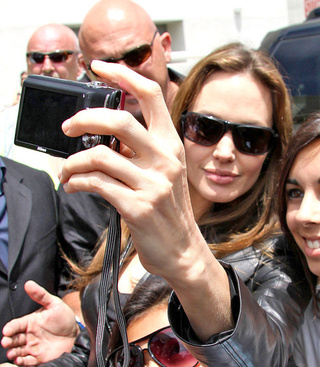 Angelina Jolie Joins Twitter, and Other Miracles