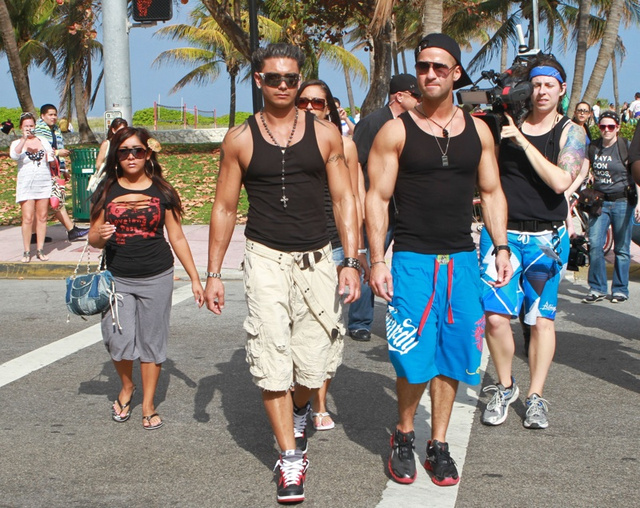 Some Career Advice for the Original Cast of Jersey Shore Once They Get Fired