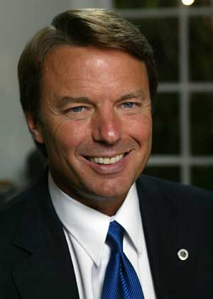John Edwards Movie to Be Boring for a While, Then Get Really Interesting