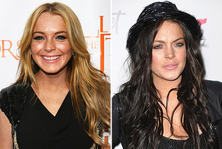 A Visual Timeline of Lindsay Lohan's Fall from Grace