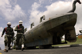 Narco Submarine Deep Sixed Near Colombian Border