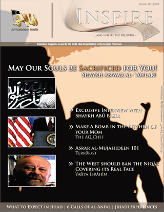 'Make a Bomb in the Kitchen of Your Mom': Al-Qaeda's Official English-Language Magazine