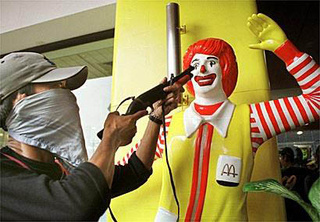 Is the Beaten and Robbed 'McDonald's Heir' Actually a McDonald's Heir?