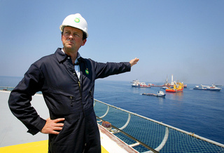 With Oil Spill in Rearview, BP's Tony Hayward Heads to Yacht Race