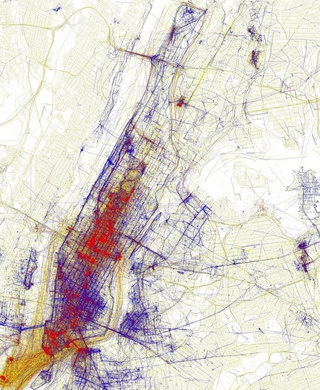 This Map Shows You How to Avoid Tourists In New York