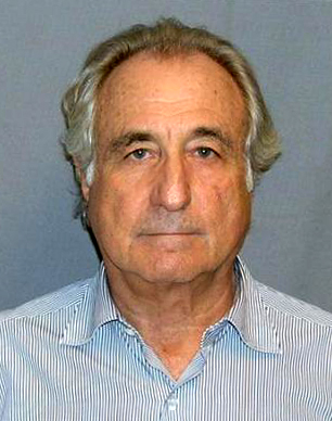 Bernie Madoff, From Camp Fluffy: 'F- - - My Victims'