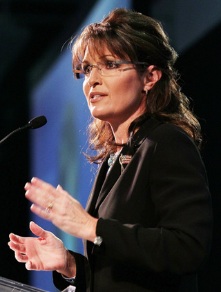 Sarah Palin's Small-Town Downfall Has Begun
