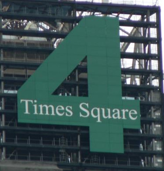 Will Conde Nast Abandon Times Square?
