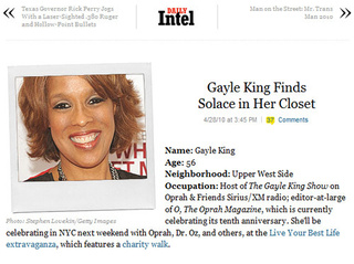 Is New York Magazine Gay Baiting Gayle King?