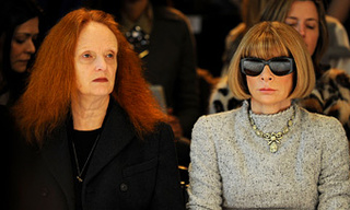Anna Wintour: The 30-Second Gawker Interview