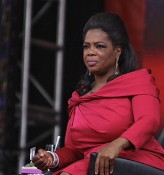 Oprah Winfrey Doesn't Care Who Her Bio-Dad Is