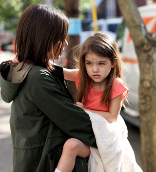 Suri Cruise Turns Four and Other Milestones