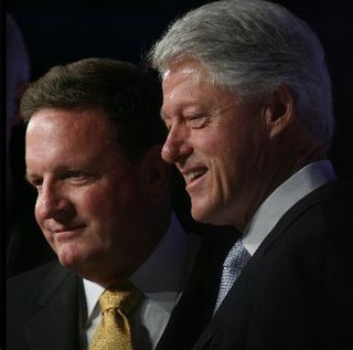 Ron Burkle, Billionaire Creep, Owes Bill Clinton Money