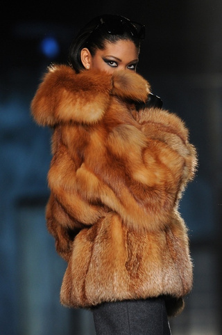 Fur Returns to Popularity, Creative Protests Don't Work