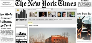NYT Ad Totally Swallows Trash-Talking Blog