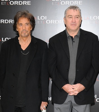Al Pacino and Robert De Niro Indistinguishable Even to Movie Directors