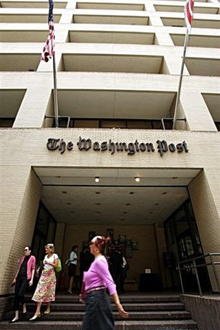 Washington Post Gives Weekly Column to Objectively Terrible Human Being