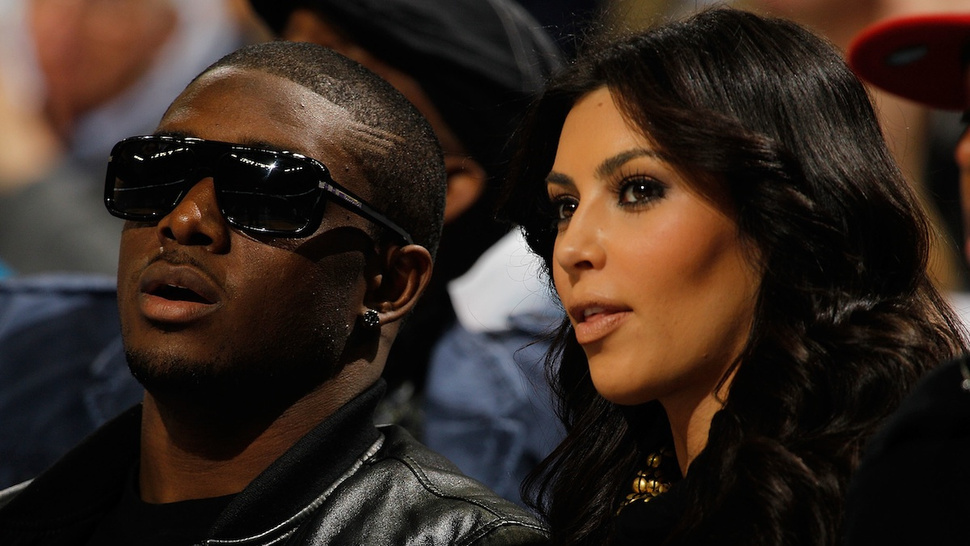 The Voodoo of Kim Kardashian's Ginormous Ass on Reggie Bush's Last Meal
