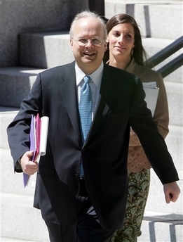 Karl Rove Dating Again!