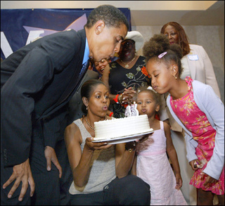 Happy Birthday, Barack Obama Administration!