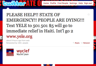 More on Why Donating to Wyclef Jean's Charity Might Not Be the Best Way to Help Haitians Right Now