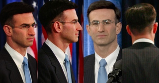 Investigation: Is Peter Orszag's Hair Really a Toupée?