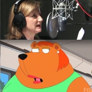Bearianna Huffington Begs for Oral Sex and Purrs in That Weird Arianna Accent