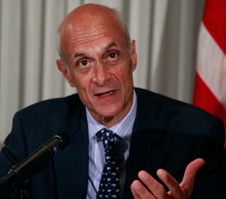 Why Is Michael Chertoff So Excited About Full-Body Scanners?