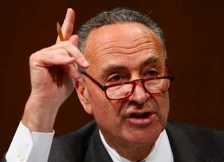 Senator Schumer Rather Regrets Calling His Flight Attendant a 'Bitch'