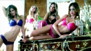 Michael Bay's Victoria's Secret Ad, as Subtle as a Raging Teenage Boner