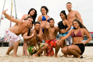 Meet the Cast of Jersey Shore