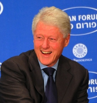 Bill Clinton on the Time Two Ladies Gave Him a Happy Ending in Korea