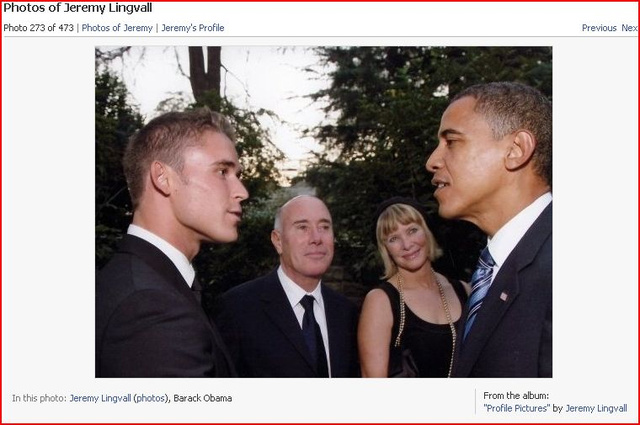 Meet the Hot Boyfriend David Geffen Took to Obama's State Dinner