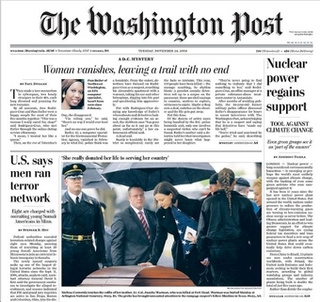 Washington Post Pulls Out of the Rest of America