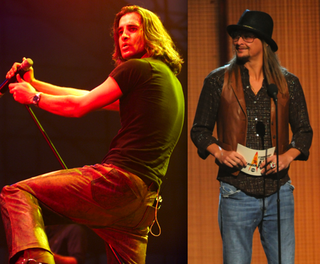 Things Got Awkward After Kid Rock and Scott Stapp Made a Sex Tape