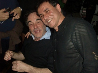 Nouriel Roubini Still Partying with Hot Chicks While the World Ends