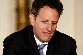 AIG Only Wanted to Give Goldman Sachs 40 60 Cents on the Dollar, Then Geithner Stepped In