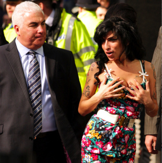 Amy Winehouse's Dad Thinks Her Knockers Are Great